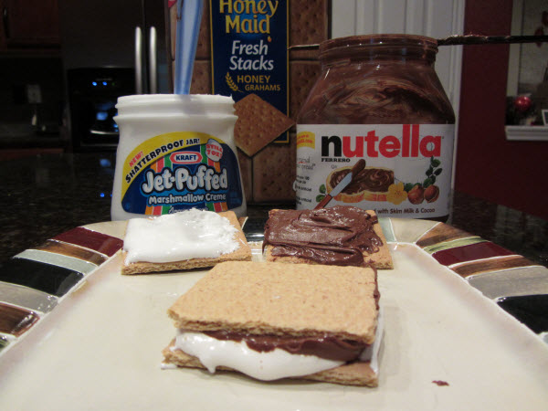 No Bake Smores Recipe